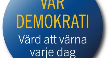 Civos medverkar i demokrati